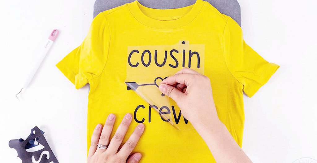 How to Cut Heat Transfer Vinyl with Circuit