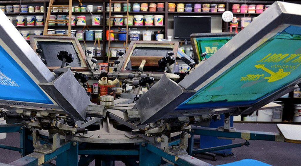 How much does Screen Printing Cost